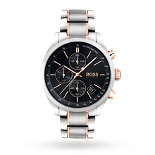 For Him - BOSS Mens Grand Prix Chronograph Watch - 1513473