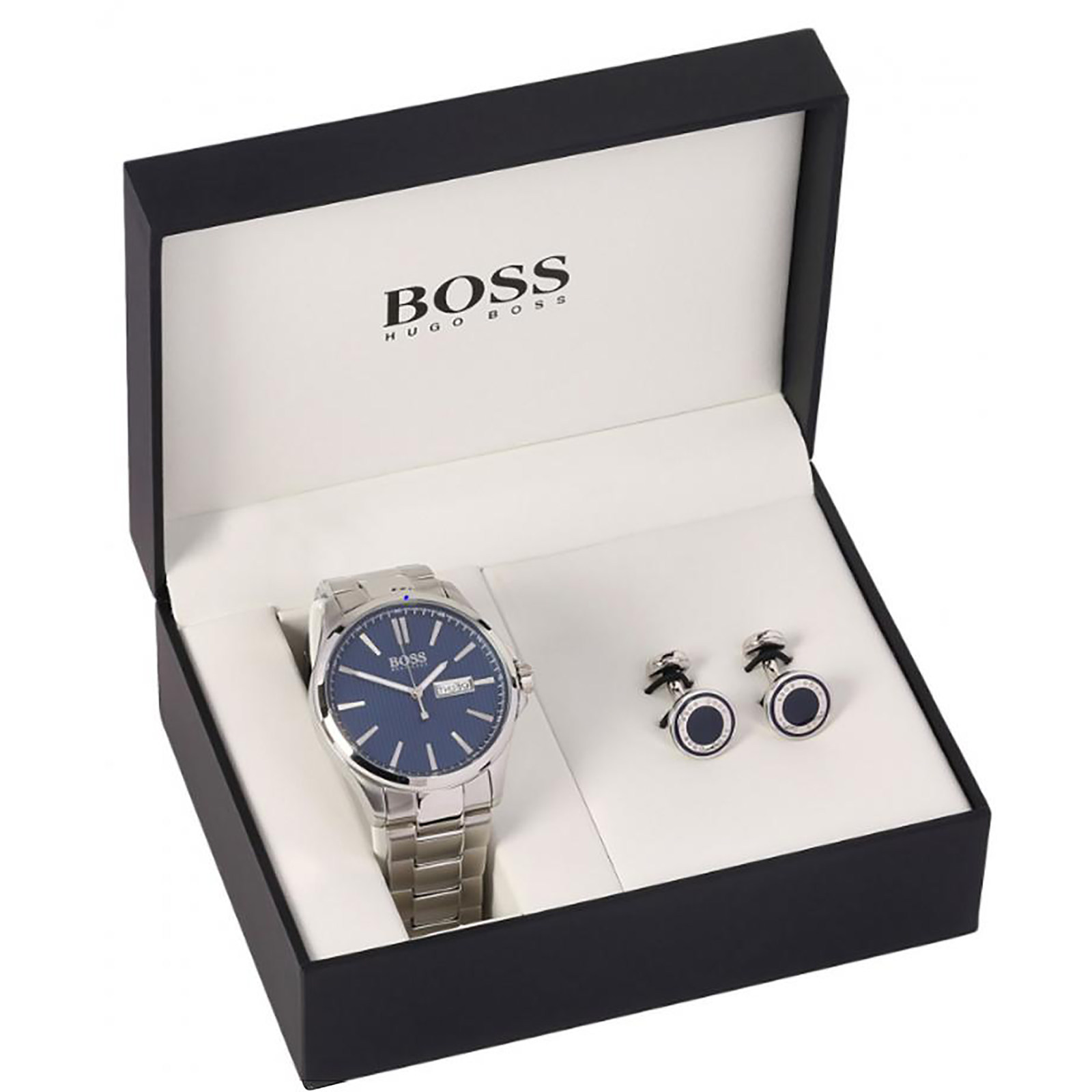 Hugo Boss Mens Gift Set Watch