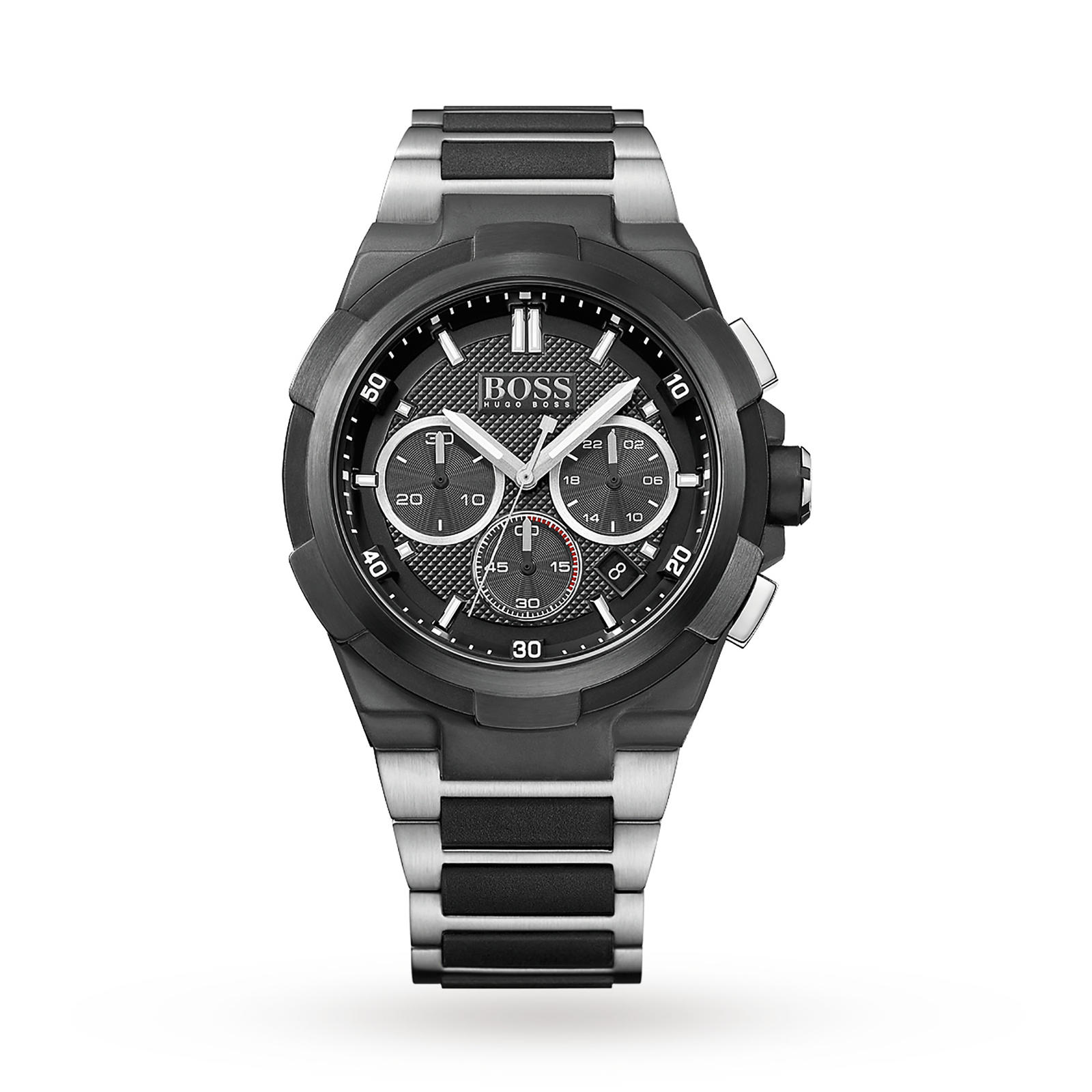 Mens Hugo Boss Supernova Chronograph Watch 1513368