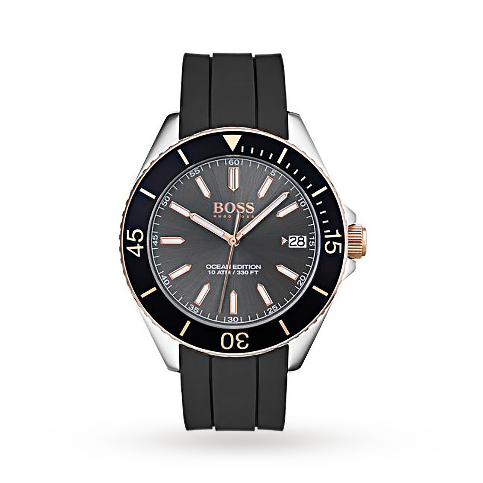 Hugo Boss Black Ocean Edition Watch