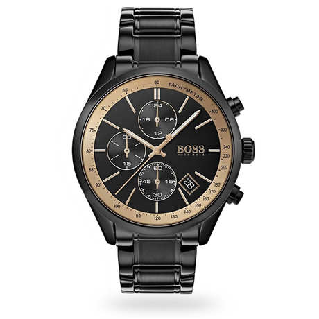 Hugo Boss Grand Prix Mens Watch 1513578