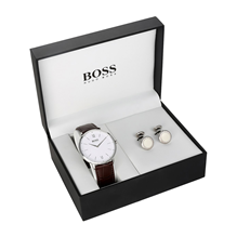 Hugo Boss Watch & Cufflink Gift Set 1570069