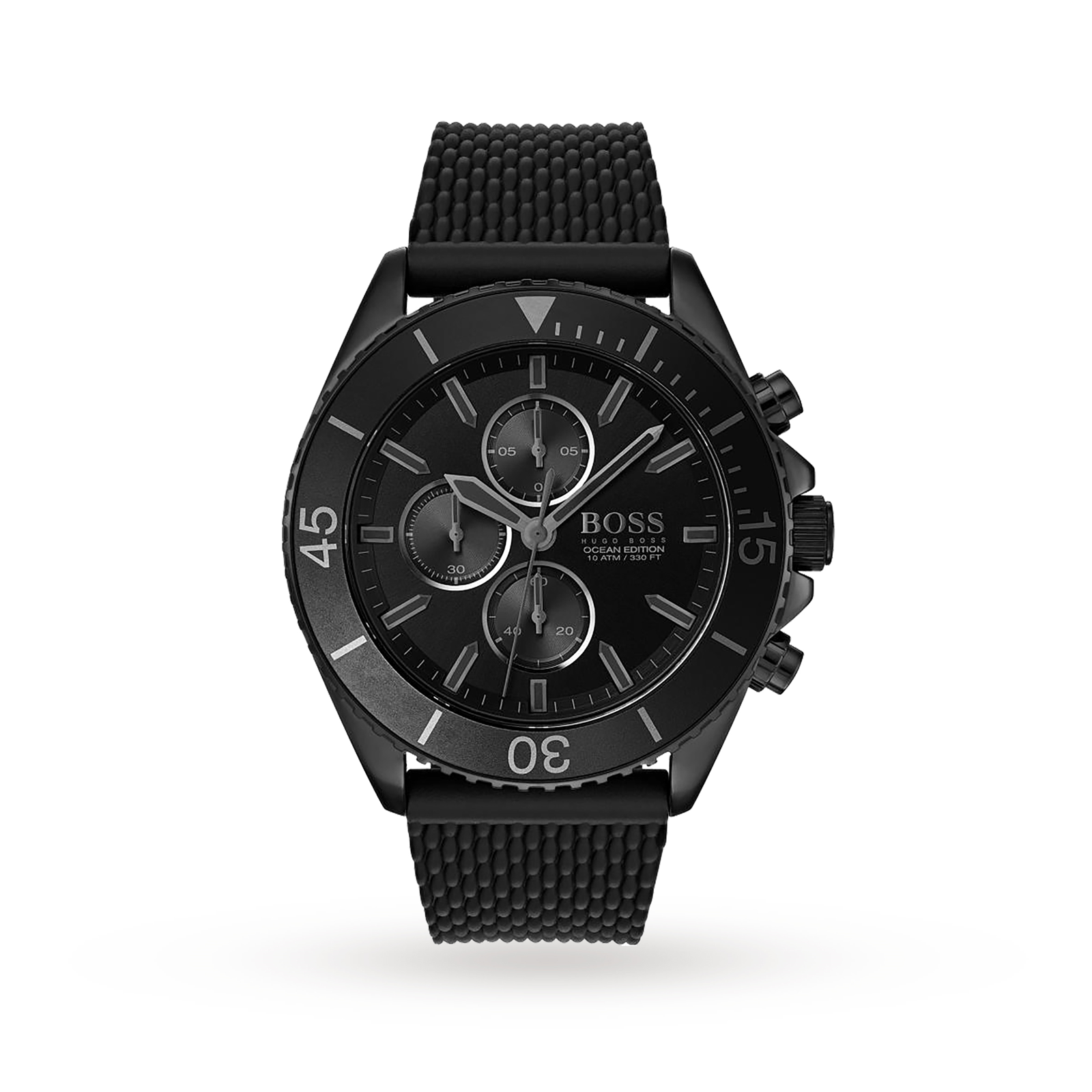 Hugo Boss Black Ocean Edition Mens Watch 1513699