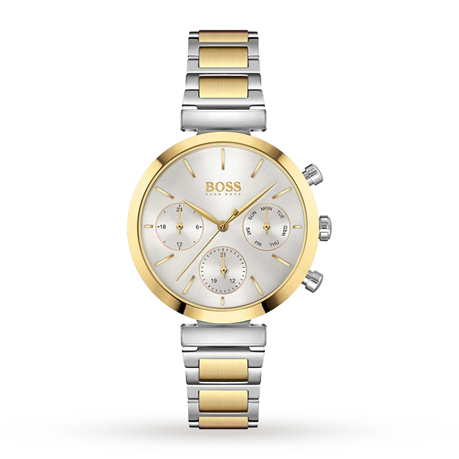 BOSS Flawless Chronograph Ladies Watch 1502550