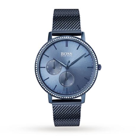BOSS Infinity Blue Ladies Watch 1502518