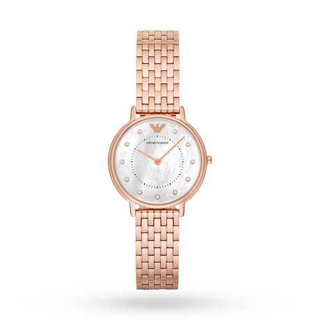Emporio Armani Ladies Dress Watch AR11006