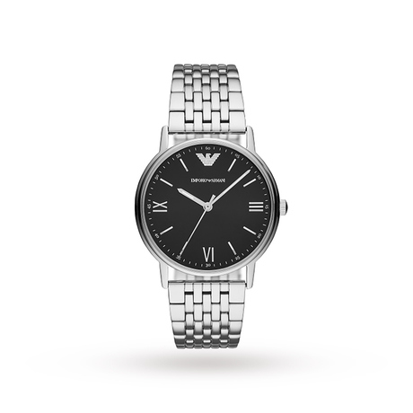 Armani Stainless Steel Gents Watch AR11152
