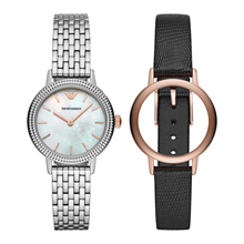For Her - Armani Interchangeable Ladies Watch AR80020 - AR80020