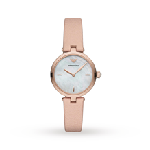 For Her - Armani Arianna Nude Ladies Watch AR11199 - AR11199