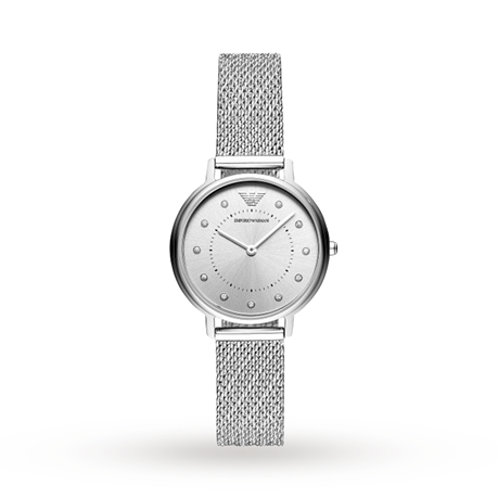 Emporio Armani Mesh Ladies Watch AR11128
