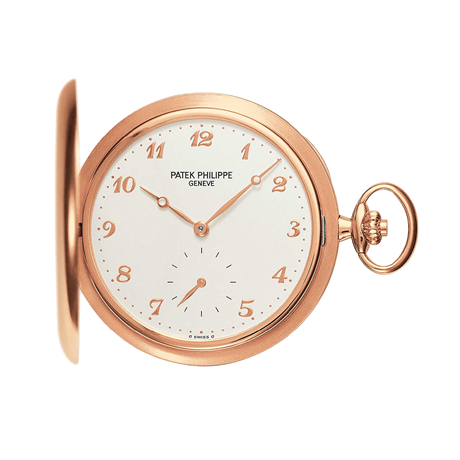 Patek Philippe Hunter Pocket Watch