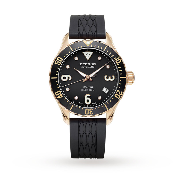 Image of Eterna Kontiki Diver Ladies Watch