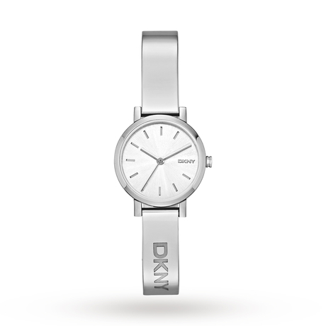 DKNY NY2306 Ladies Silver Tone Watch