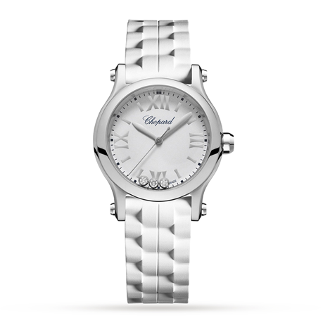 Chopard Happy Sport 30mm Quartz Watch 278590-3001