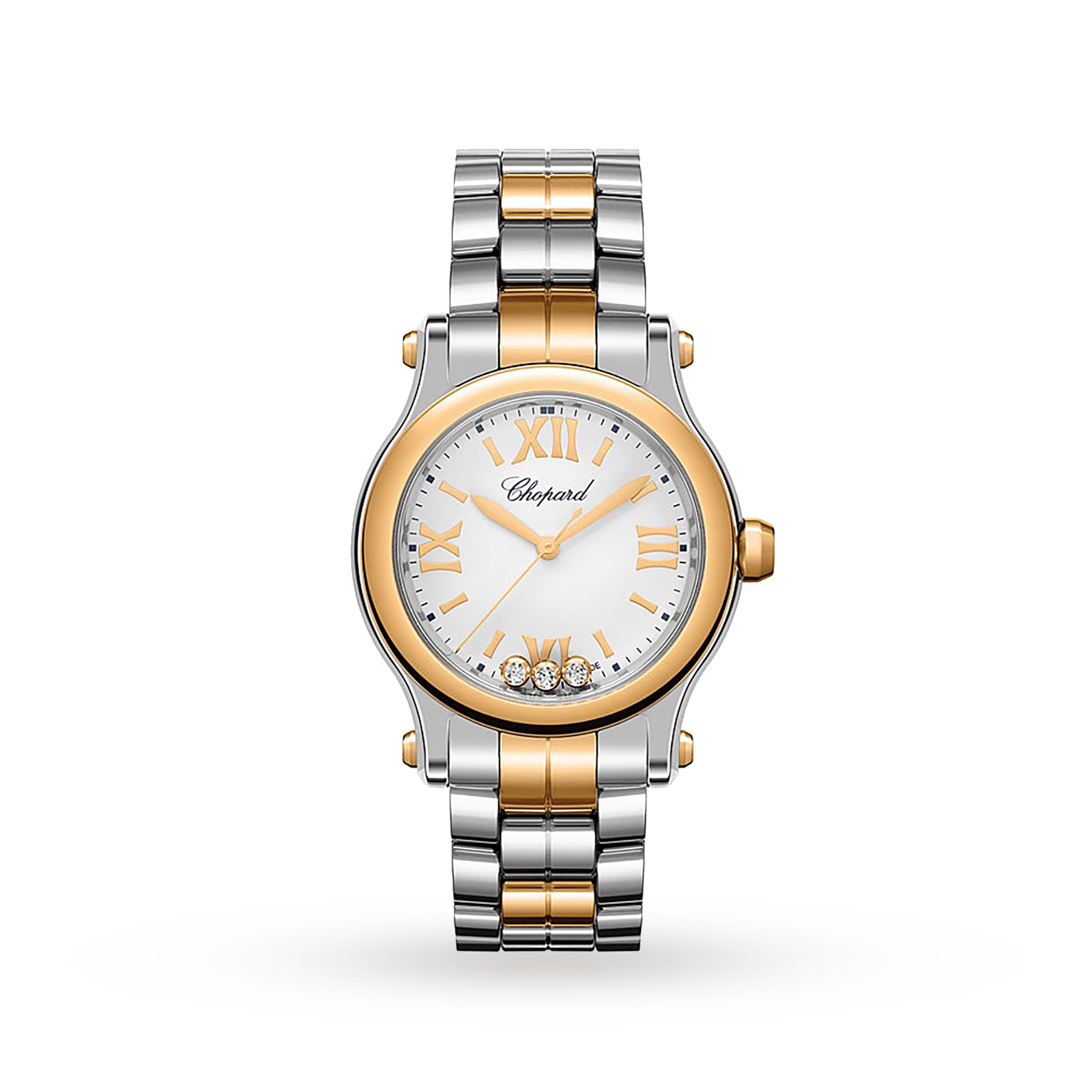 Chopard Happy Sport Quartz Ladies Watch