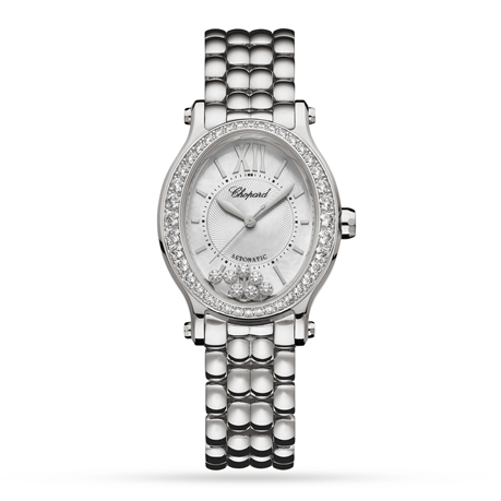 Chopard Happy Sport Oval 29mm Ladies Watch 278602-3004