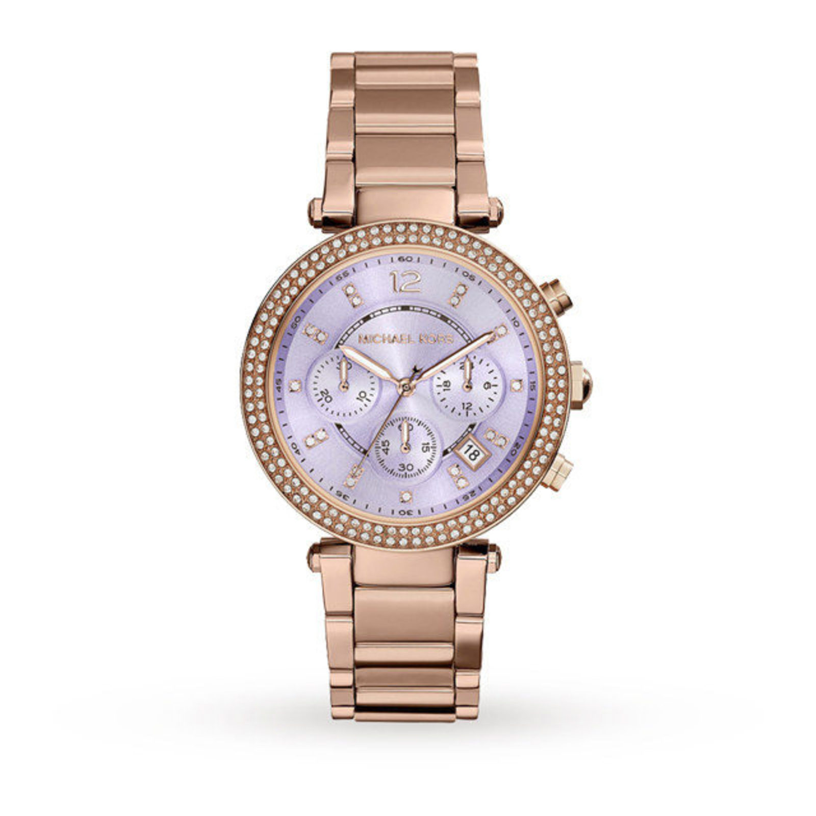 Michael Kors MK6169 Parker Jet Set Watch