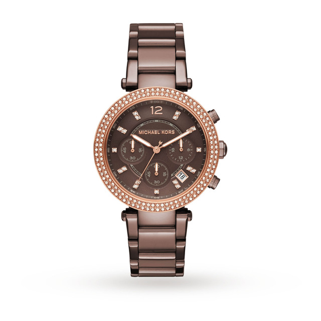Michael Kors Ladies Chronograph Watch MK6378