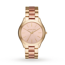 Ladies Michael Kors Slim Runway Watch MK3493