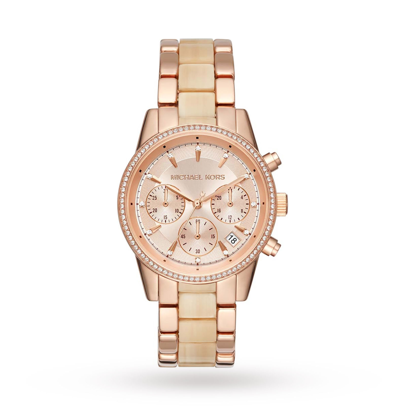 Michael Kors Ladies Ritz Watch MK6493