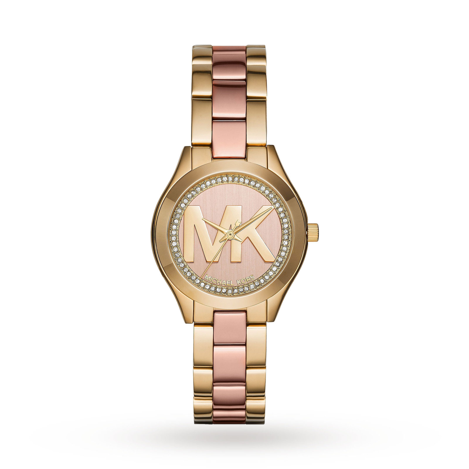 f095cb978c22 Ladies Michael Kors Mini Parker Watch MK3650