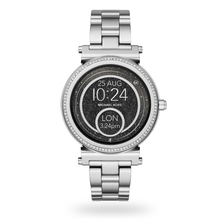 Michael Kors Access Stainless Steel Ladies Smartwatch