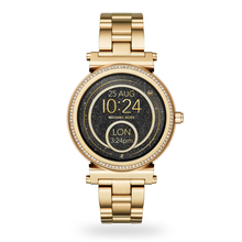 Michael Kors Access Gold-Tone Ladies Smartwatch