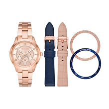 Michael Kors Runway Ladies Watch MK3983 Gift Set