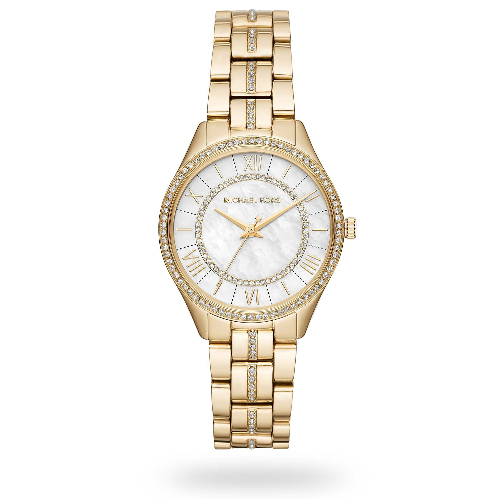 2fbe6e261e7e Michael Kors Ladies Lauryn Watch MK3899 | Ladies Watches | Watches |  Goldsmiths