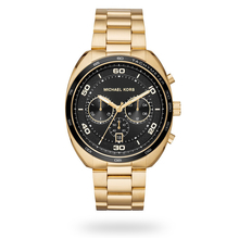 Michael Kors Gold-Tone Chronograph Men's Watch