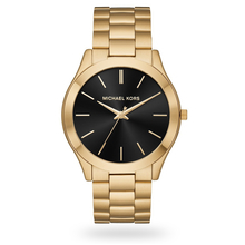 Michael Kors Runway Gold-Tone Men's Watch