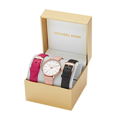 Michael Kors Ladies Watch MK2775 Gift Set