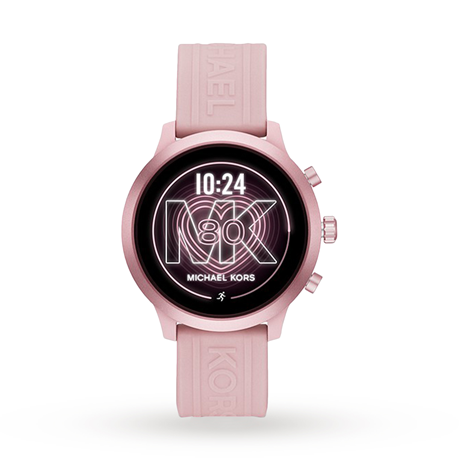 Micheal Kors Connected Pink Ladies Watch MKT5070