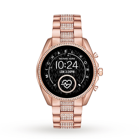 Michael Kors Bradshaw Connected Ladies Watch MKT5089