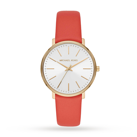 Michael Kors Pyper Coral Ladies Watch MK2892