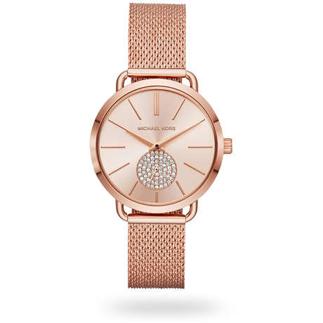 Michael Kors Portia Ladies Watch MK3845