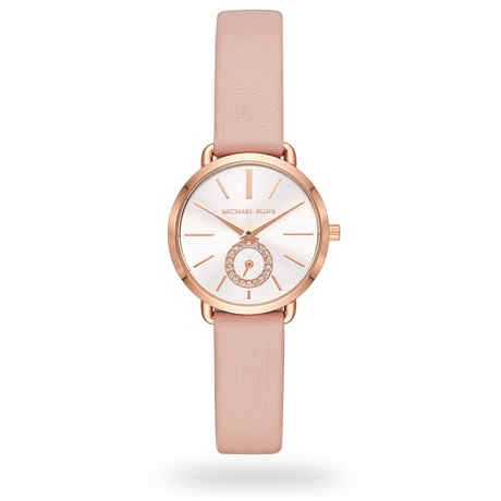 e91bf56afc2a Michael Kors Petite Portia Ladies Watch MK2735