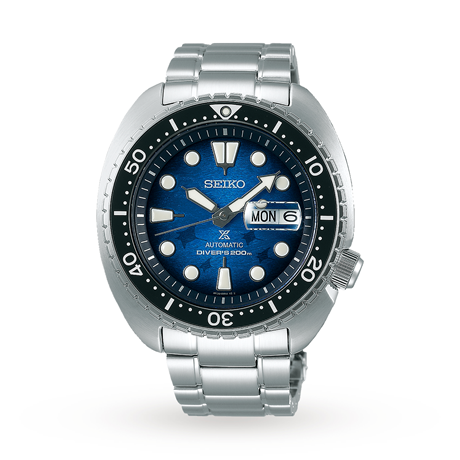 Seiko Prospex 'Save The Ocean' King Turtle 200m SRPE39K1 Mens Watch