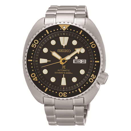 Seiko Prospex Automatic Divers 200M SRP775K1 Mens Watch