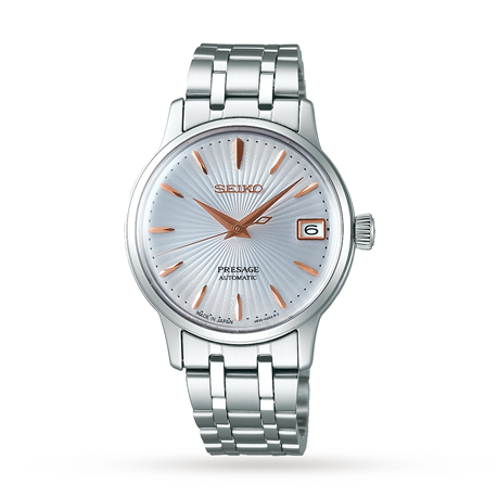 Seiko Presage 34mm Ladies Watch SRP855J1