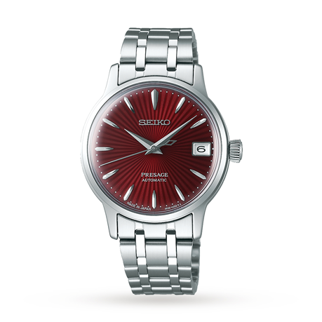 Seiko Presage 34mm Ladies Watch SRP853J1