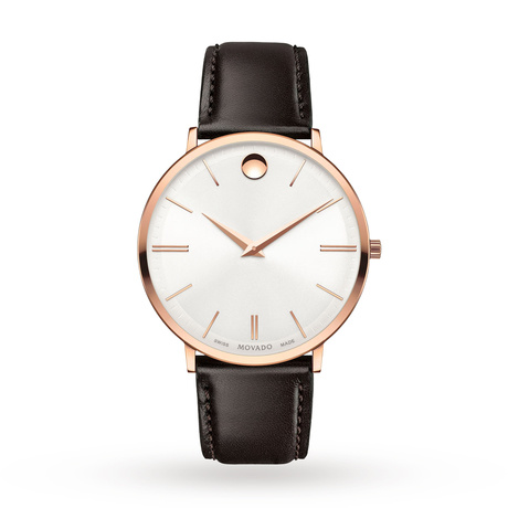 Movado Mens Ultra slim Watch