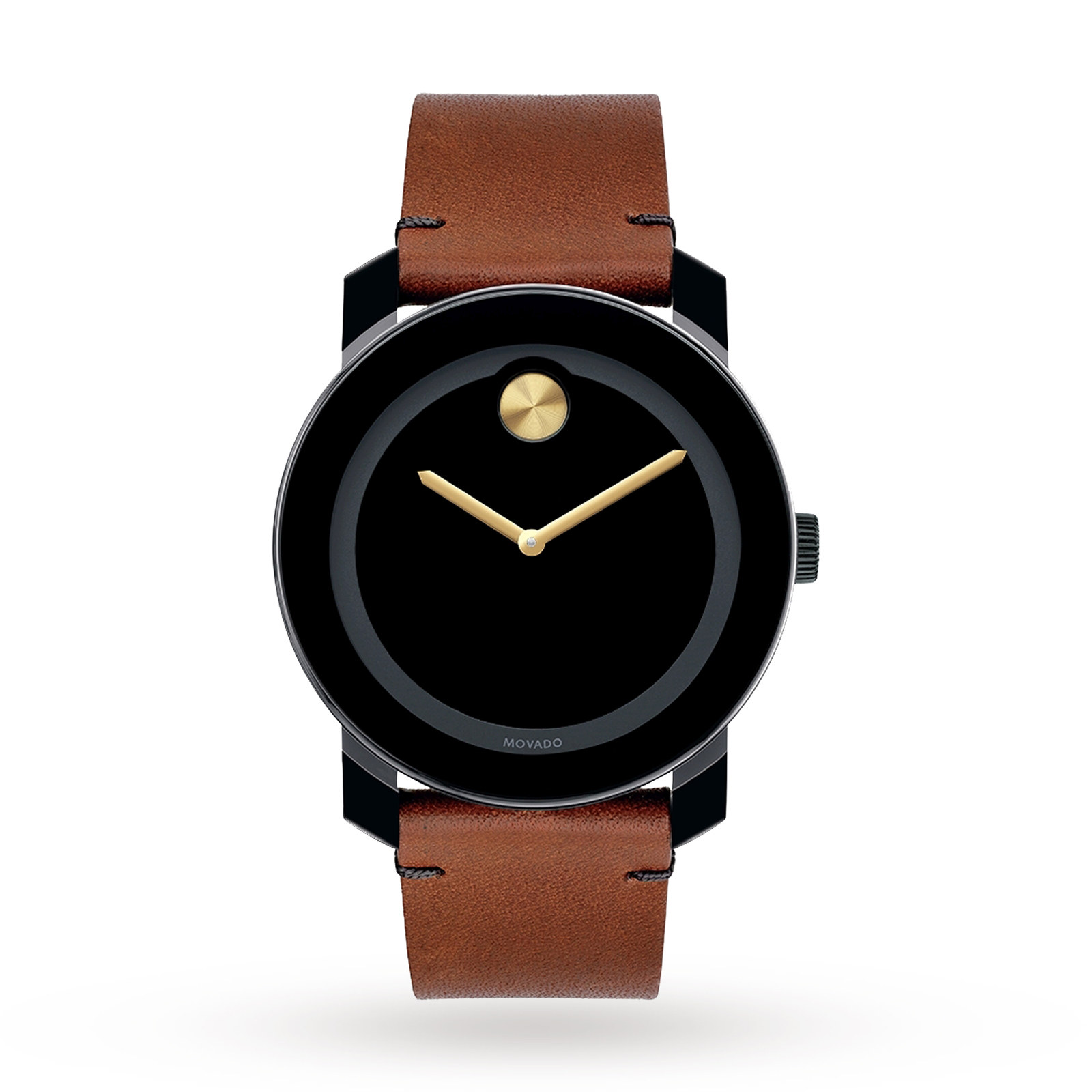 Mens Movado Bold Watch 3600305