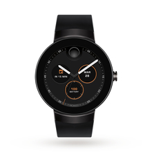 Mens Movado Connect Android Wear Bluetooth Alarm Chronograph Watch 3660018