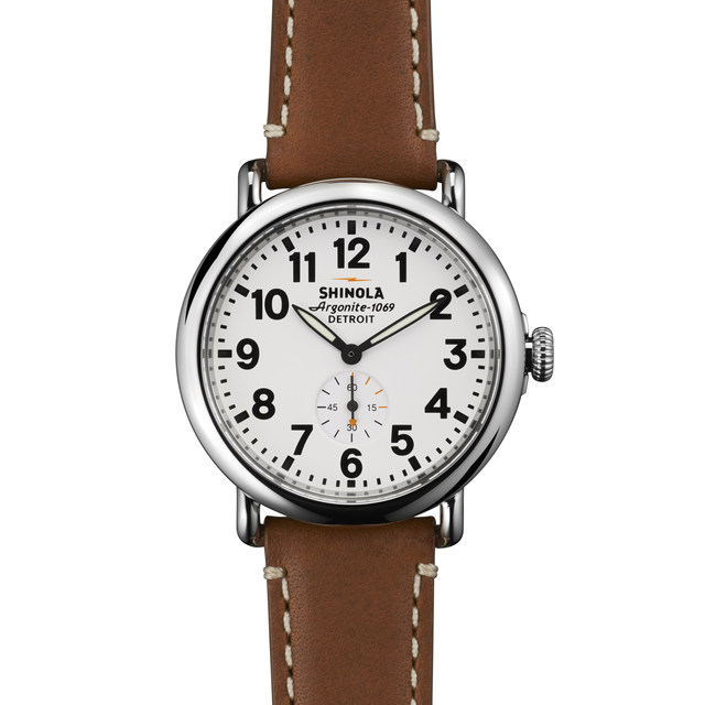 Shinola The Runwell 41mm Unisex Watch