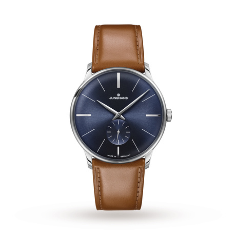 Junghans Unisex Meister Handwinding Mechanical Watch