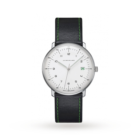 Junghans Watch Max Bill Graphic 2018 Limited Edition