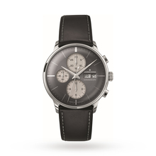 Junghans Mens Meister Chronoscope Chronograph Watch