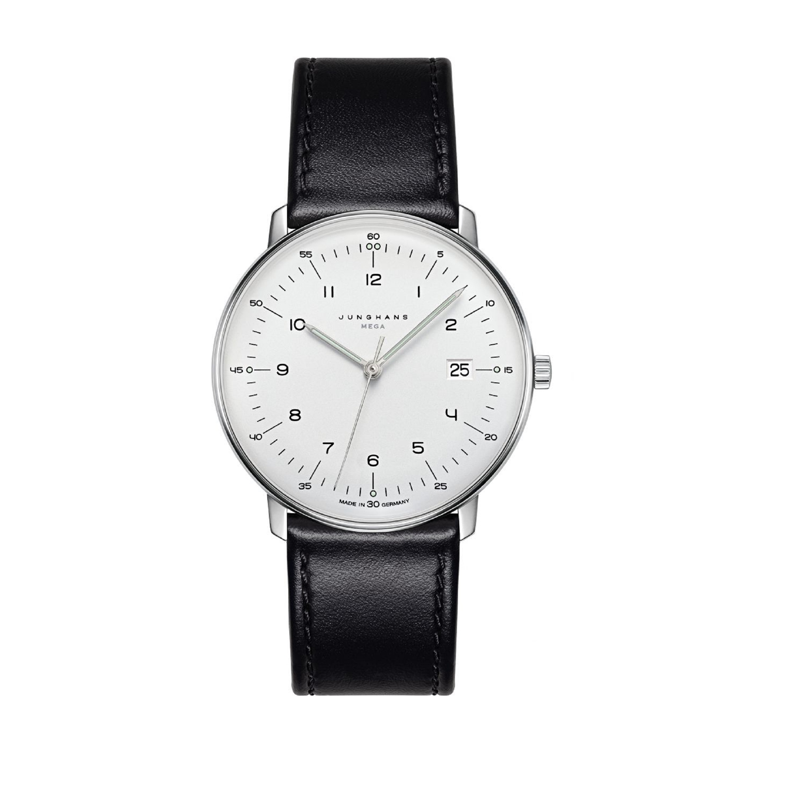 Junghans Unisex Max Bill Mega Watch