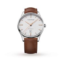 Louis Erard Heritage Classic Date Mens Watch